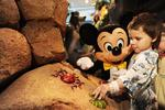 Walt Disney Pavilion for kids unveiled