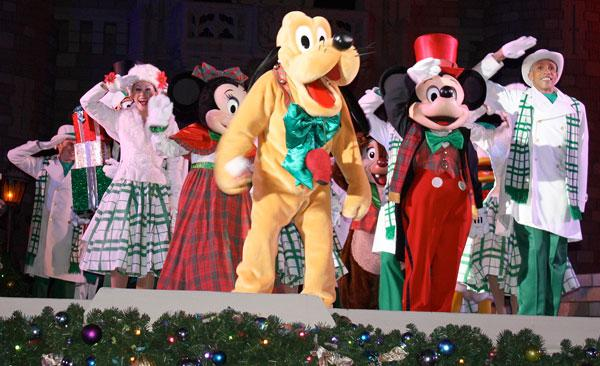 Mickey's Very Merry Christmas Party kicks off in one month on Nov. 9 at the Magic Kingdom.