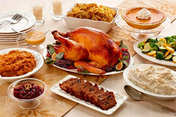 U.S. Thanksgiving travel is expected to increase by 4 percent.