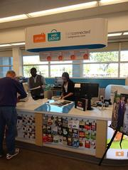 Central Florida's revamped Walgreens stores also allow customers to  upload photos from their cell phone or through Walgreens' website and  pick them up in an hour.
