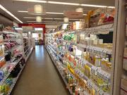 The redesigned Walgreens stores feature more modern lighting as well as shelf lighting.