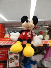 Even with the revamped stores, Walgreens is still offering seasonal items.