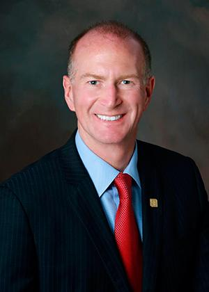 Reagan Rick, president and CEO of the North and Central Florida divisions of Fifth Third Bank.