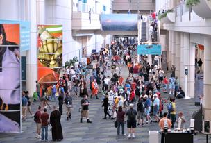 The halls of Orange County Convention Center teemed, for 4 days, with Star Wars fans from all over the world during Star Wars Celebration 5.