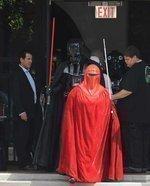 Slideshow: City Hall goes to the Dark Side