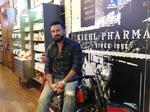 Five minutes with Kiehl's President <strong>Chris</strong> <strong>Salgardo</strong>