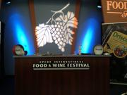 The Authentic Taste seminars at this year's Epcot International Food & Wine Festival, which runs through Nov. 12, are free with park admission but fill up quickly.