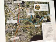 A look at a proposed rail connector being studied that would take SunRail riders on a separate existing headed east to Orlando International Airport and Lake Nona's Medical City.