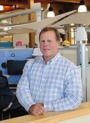 Tim Keating, president atR.C. Stevens Construction Co.