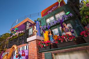 Universal Orlando Resort's Mardi Gras kicks off Feb. 9.