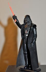 Dear Santa: I'd like a Darth Vader medical sim complete with prosthetic life support action set. Or give my current model an upgrade — his lack of vital signs disturbs me.