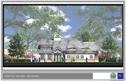 The $1.2 million project will feature a new 2,400-square-foot building just 75 feet south of the existing station.