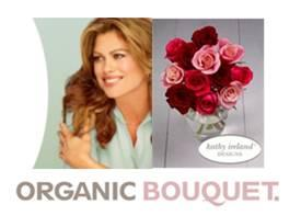 "BLP Commerce Inc. and Ireland's Kathy Ireland Worldwide formed a long-term deal to design and market a line of ""eco-elegant"" gifts and bouquets through organicbouquet.com."