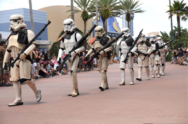 Fans will be able to buy a Storm Trooper figurine of themselves at this year's Star Wars Weekends at Disney's Hollywood Studios.