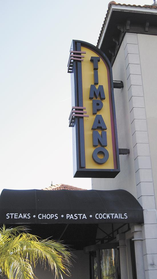Timpano Italian Chophouse On Sand Lake Road In Orlando Was Bought By Based Darden