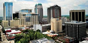 Orlando's unemployment rate of 8.4 percent is still 4.3 points above the 2007 low point, thanks to the Great Recession, the housing market collapse and cutbacks at area employers.