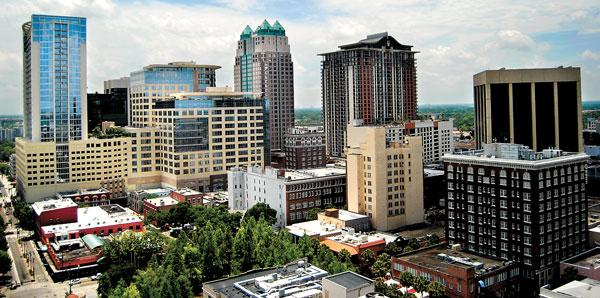 In November 2007, Orlando had 983,000 private-sector jobs compared with 924,100 by November 2012.