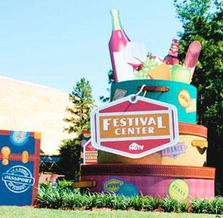 The Epcot Food and Wine Festival will run from Sept. 27 to Nov. 11.