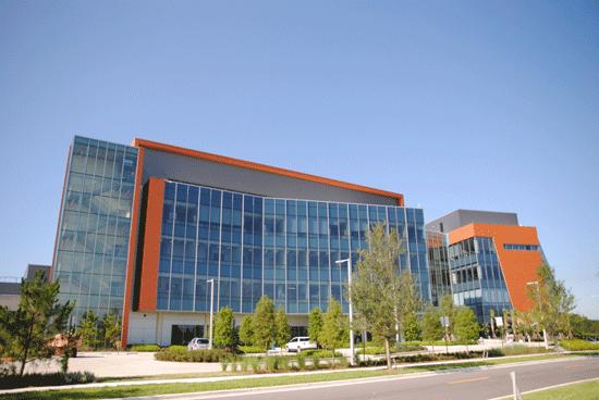 The University of Florida's Research and Academic Center at Lake Nona officially opened its doors Nov. 30.