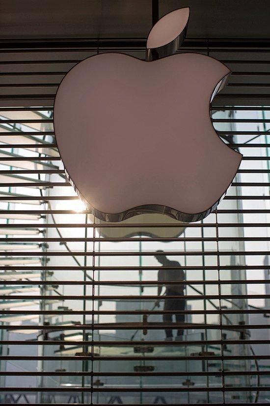 Apple stock is heading toward its 52-week low.