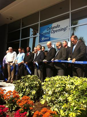 Amcor Rigid Plastics USA Inc. opened its new manufacturing facility Jan. 24 in Orlando, bringing with it 29 new jobs to the local economy.