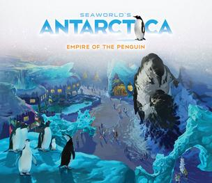 SeaWorld's Antarctica — Empire of the Penguin has a new video online.