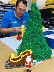 Nov. 17, 2011: Legoland Florida prepares for its Christmas Bricktacular, Dec. 8-31. Read the story here.