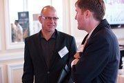 Jorge Borrelli of Borrelli + Partners and Brian Clark of C&S Companies.