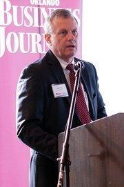 Jim Craig, vice president at Lockheed Martin.