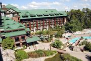 Disney's Wilderness Lodge ranked No. 73  among Condé Nast Traveler's 2011 Readers' Choice Awards top 150 mainland U.S. resorts.