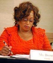 "U.S. Rep. Corinne Brown, D-Jacksonville, said the EPA needs to take a ""balanced approach."""