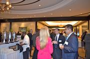 About 230 local business owners and leaders attended the event to learn about transportation projects going on in Central Florida.