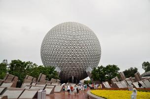 Walt Disney World's Epcot theme park has opened the new IBM THINK exhibit at Innovations West.