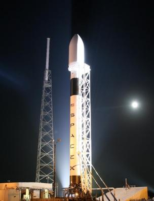 SpaceX has successfully launched two flights of its Dragon capsule.