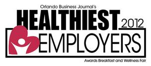 OBJ's Healthiest Employers awards will be hosted Friday, Nov. 30 at Wyndham Orlando Resort.