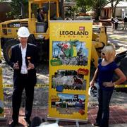 June 1, 2011: Legoland Florida begins hiring the 800 workers that will operate the park's venues daily. Click here to read the story.