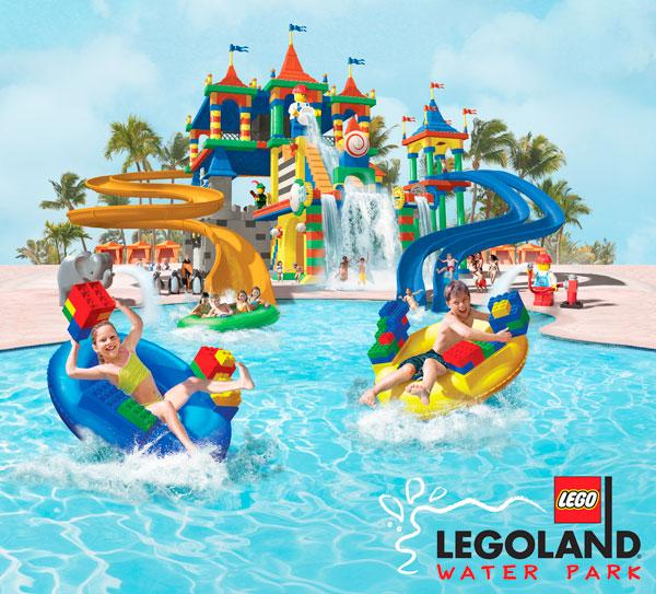 Legoland Florida's new water park will open less than a year after Legoland Florida open it's gate in October to Central Floridians.