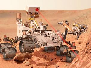 NASA's Curiosity rover was launched into space Saturday and is heading for its mission on Mars.