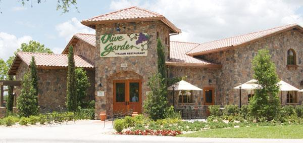 Olive Garden Opened Its First Location In Alaska