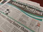 Tribune to spin off newspapers, including Orlando Sentinel, into separate company (Video)