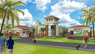 Central Florida Regional Hospital Inc. will formally break ground Dec. 13 on a freestanding emergency department in Oviedo.
