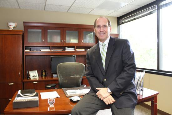 Rick Schooler, vice president and chief information officer for Orlando Health.