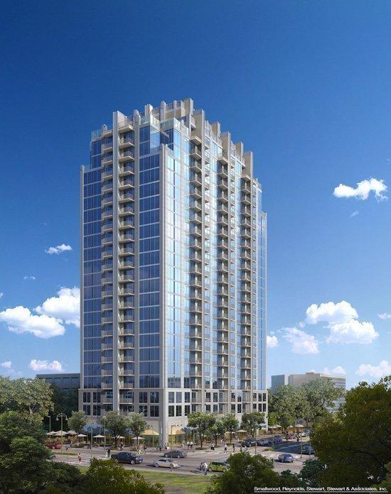 Atlanta-Orlando JV starts work on SkyHouse Orlando apartments ...