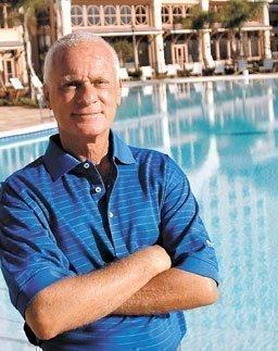 Hotelier Harris Rosen