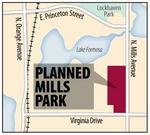 Mills Park project moves forward