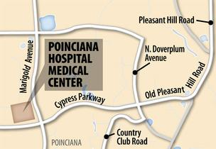 HCA to break ground on Poinciana hospital Feb. 7