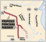 Plans for $100 million Poinciana Parkway move forward