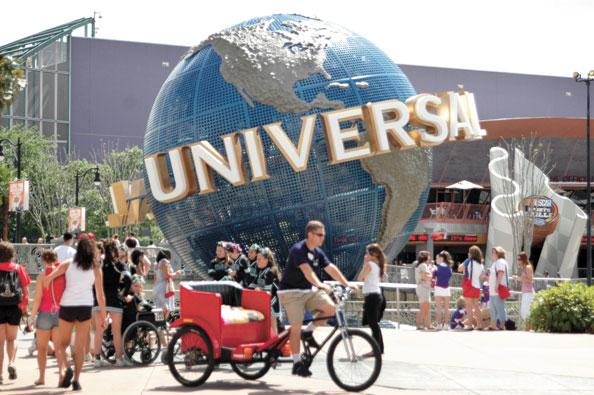 The Orange County Regional History Center will soon open up a new exhibit on Universal Orlando Resort.