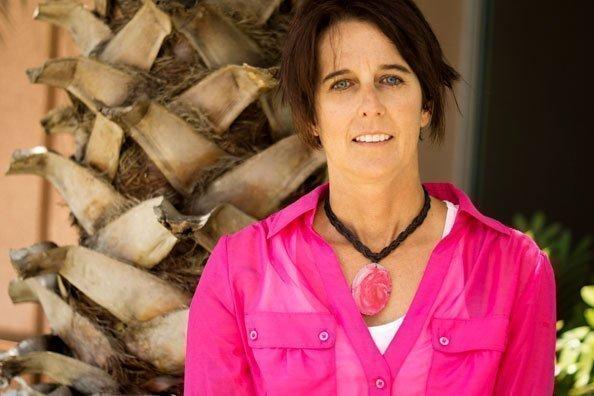 Susan Rieckmann, art director at Flite Haus Inc.
