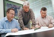 Best engineering firm: Madden, Moorhead & Glunt Inc.